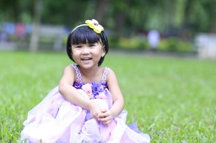 Váy Công Chúa Cho bé từ 1-5 tuổi